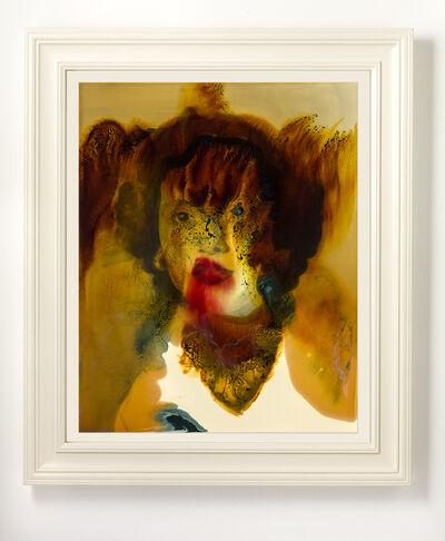 Keith Tyson, 'Unnatural Portrait - Apparition', 2017