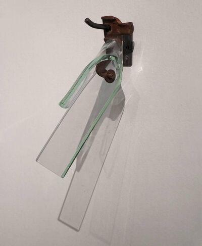 Mary Shaffer, 'Folded Fragment', 2012