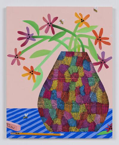 Karen Lederer, 'Pearl Pink', 2019