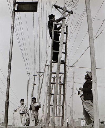 Rodrigo Moya, 'Luz robada', 1963