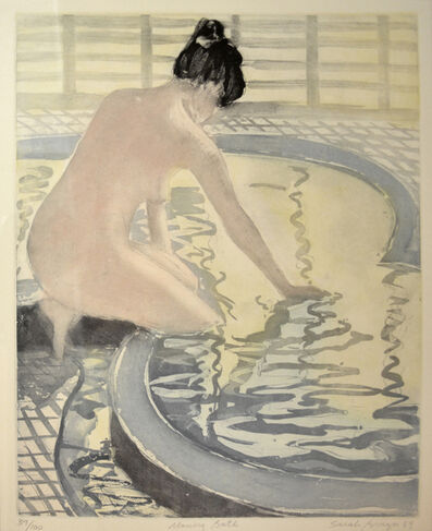 Sarah Brayer, 'Morning Bath', 1989