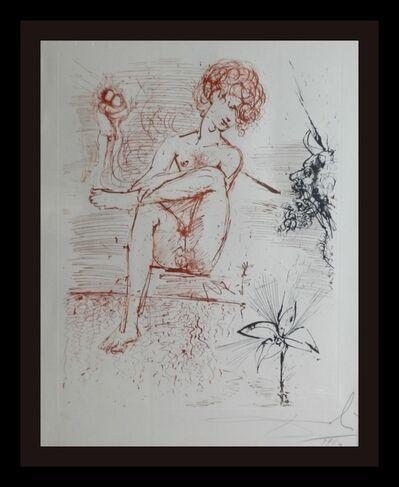 Salvador Dalí, 'The Mythology Narcissus', 1963