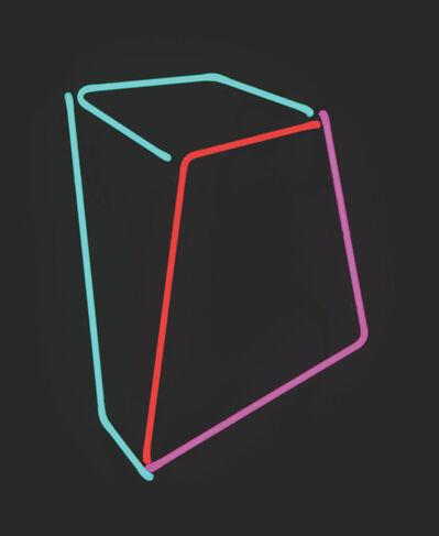 Anne-Katrine Senstad, 'Soft Geometry Neon #011', 2016