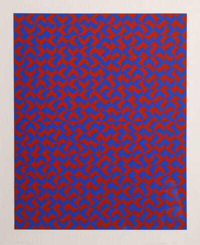 Anni Albers, 'GR II', 1970