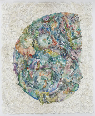 Wu Jian'an 邬建安, 'Nautilus No. 2', 2015