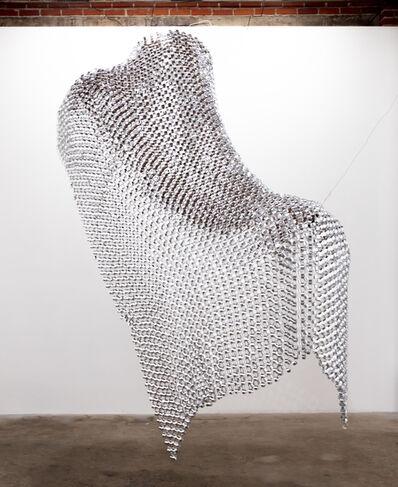 Tim Hawkinson, 'Invisability cloak', 2018