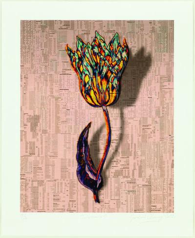 Gordon Cheung, 'Tulipmania 9', 2012
