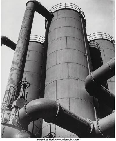 Anton Bruehl, 'Untitled (Industrial scene)', circa 1930s