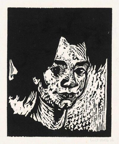 Emil Nolde, 'Stine', 1906