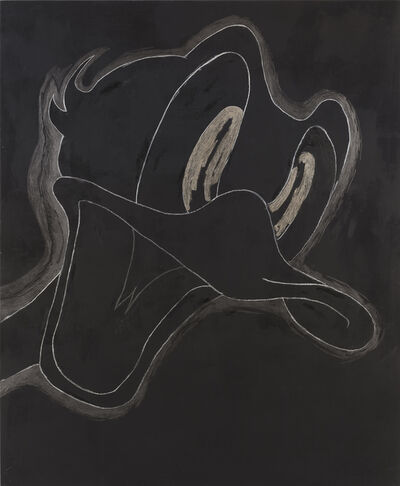 William Anastasi, 'Donald Duck', 1989