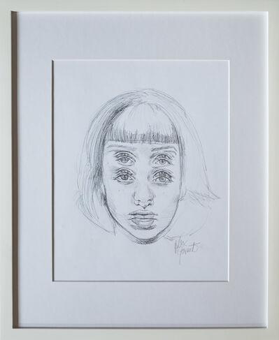 Alex Garant, 'Windy Drawing', 2020