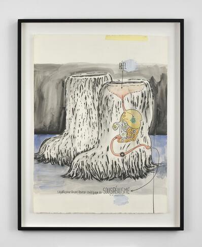 Thierry Lagalla, 'Sou[s]réalisme', 2012