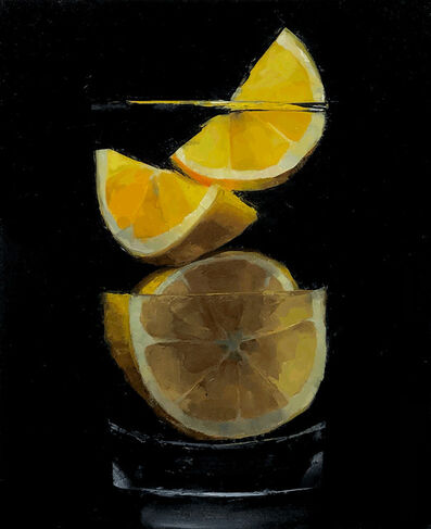 Tom Giesler, 'Floral 50: meyer lemon no. 2', 2021