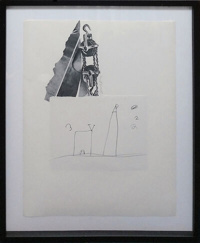 Jim Dine, 'TOOL BOX 5', 1966