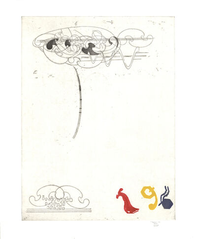 Glenn Goldberg, 'Paco + J.J.', 1987