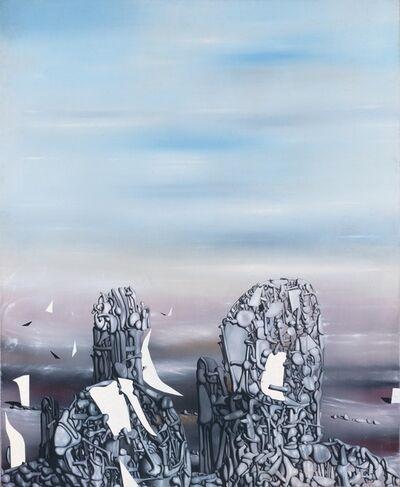 Yves Tanguy, 'Le Ciel Traque', 1951