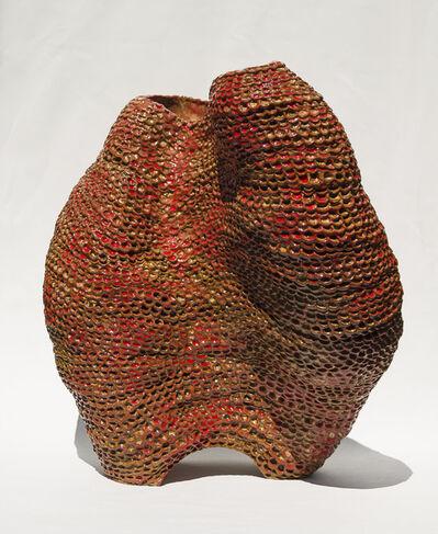 Kim Ross, 'Fire Coil Vase', 2019