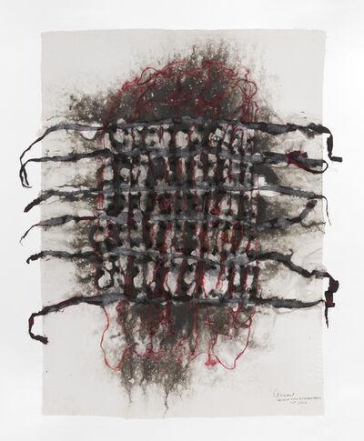 Ursula Von Rydingsvard, 'Kasia', 2016