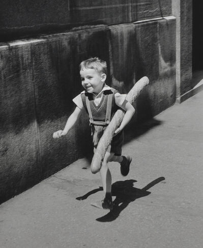 Willy Ronis, 'Le Petit Parisien', 1952