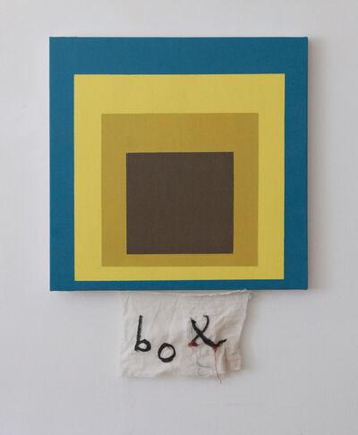 Cody Choi, 'Episteme Sabotage - Box', 2014