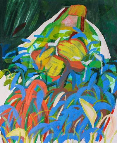 Kaylan Buteyn, 'Through the Foliage', 2019