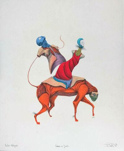 Ivan Veliz Villalobos, 'Horseman Change', n.d.