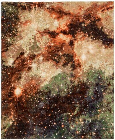 Jan Kath, 'Space 9 rug', 2014