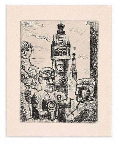 Marcel Gromaire, 'In a Café (Lille) ', 1926