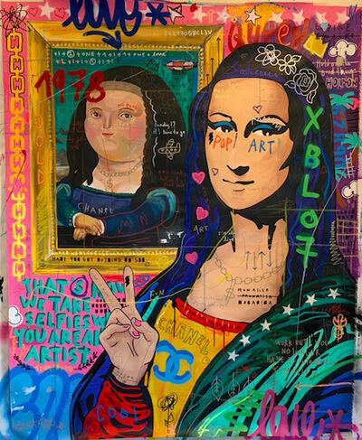 Jisbar, 'Classic Mona Museum', 2019