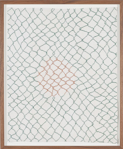 Des Hughes, 'Holes in the Fence', 2017