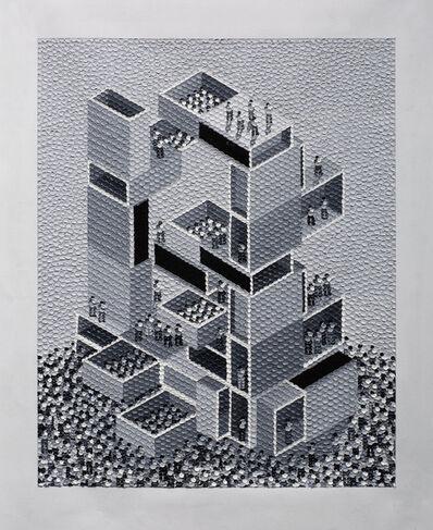 René Francisco, 'Arsonists 4', 2015