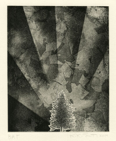Kiki Smith, 'Standing VI', 2014