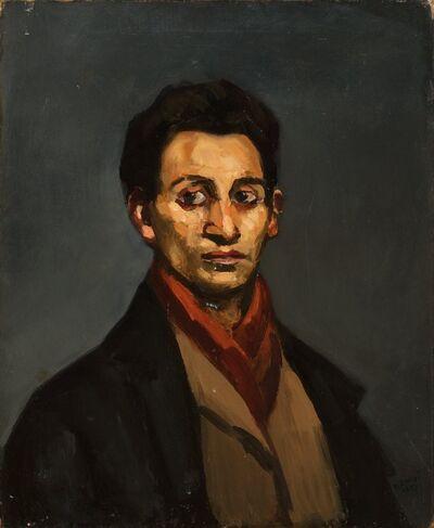Alberto Ziveri, 'Portrait of Edolo Masci', 1957