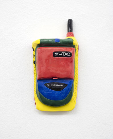 Agnese Guido, 'Motorola, Hello moto', 2019
