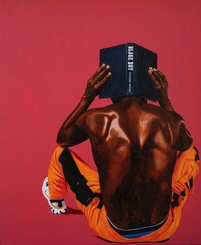 Fahamu Pecou, 'Black Boy', 2020