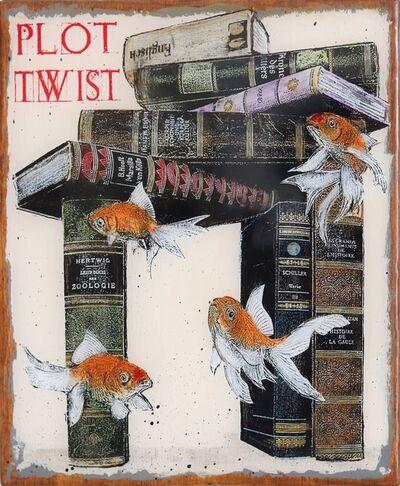 Carl Smith, 'Plot Twist', 2019
