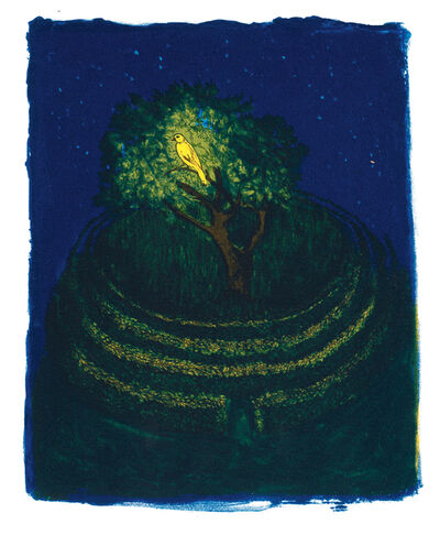 Ana Maria Pacheco, 'A Modern Bestiary - Canary', 2004