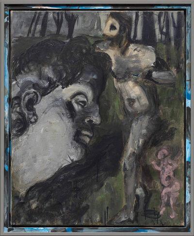"""Markus Lüpertz, '""""Der Traum (The Dream)""""', 2017"""
