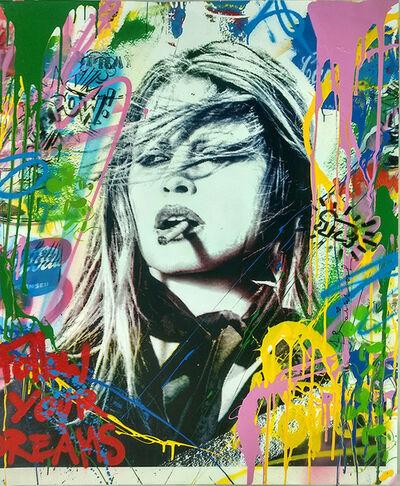 Mr. Brainwash, 'Brigitte Bardot', 2019