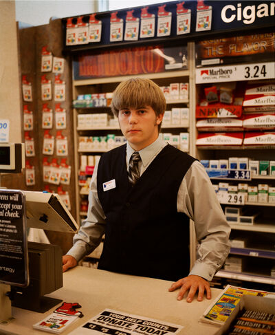 Gregory Halpern, 'John, Service Clerk, Cubby's Grocery Store, Omaha, NE', 2005-2018