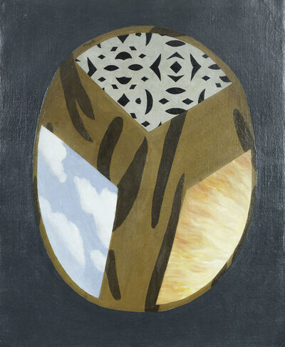 René Magritte, 'The secret Life', ca. 1920-1930