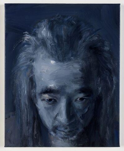Yan Pei-Ming, 'Autoportrait, le calme', 2020