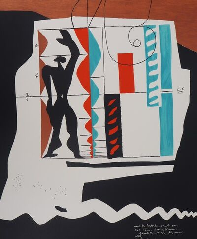 Le Corbusier, 'The modulor', 1887-1965