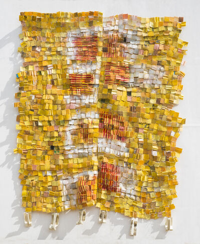Serge Attukwei Clottey, 'Differences between', 2017