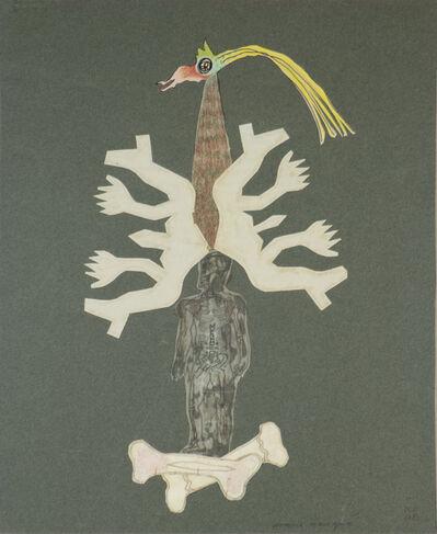 Meret Oppenheim, 'Homme Masqué', 1973