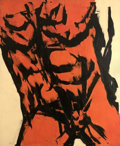 Judit Reigl, 'Homme', 1968