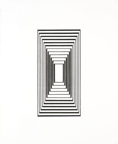 Josef Albers, 'Introitus', 1942