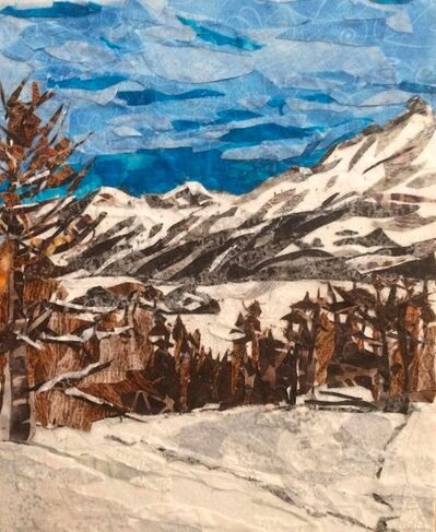 Mihira Karra, 'Winter Scenery'