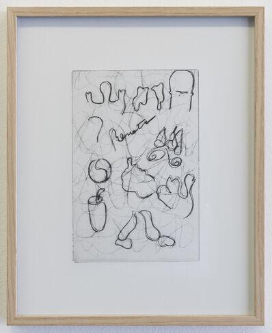 Mercedes Azpilicueta, 'Untitled / visuales mnemonicas (m3l)', 2016