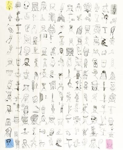 Robin Winters, 'Untitled; Untitled'